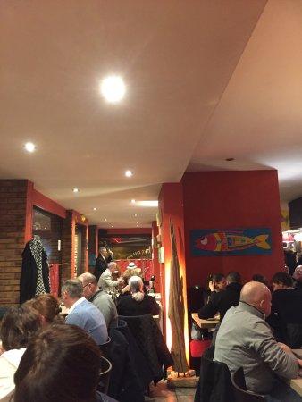 Sucy-en-Brie, Francia: Belle soirée jazz autour d'une bonne table ... vraiment très bien !