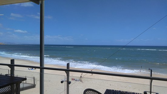 Port Noarlunga, Australia: Sea view from restaurant