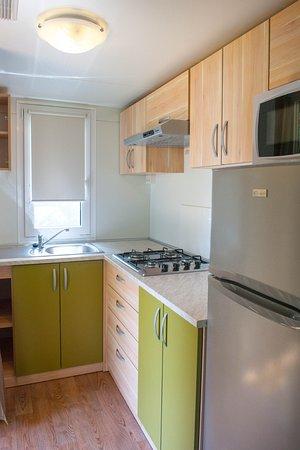 cucina Holiday Home - Picture of Villaggio al Mare Marzotto, Jesolo ...