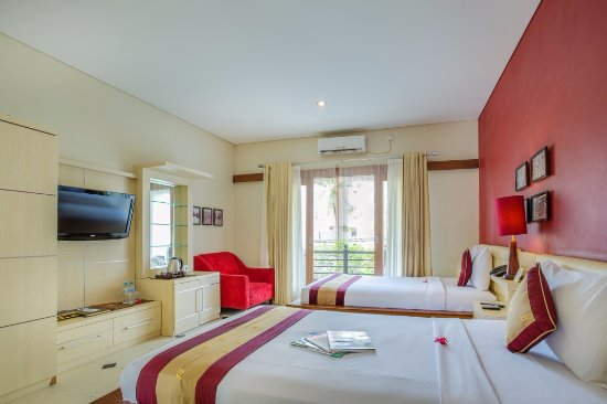 Baleka Beach Hotel Legian Bali
