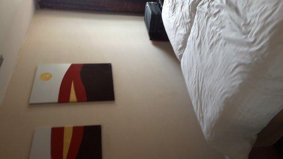 Hotel Gounod Nice: Suite du cinquième étage