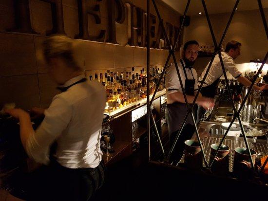 El Inca: The bar