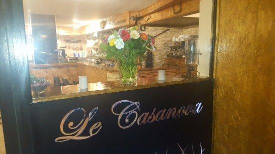 Sollies-Toucas, France: super restaurant