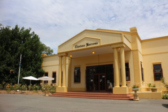 Lyndoch, Australia: Nice quiet dining hall