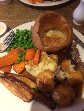Hoylake, UK: Fantastic dinner and very quick service.