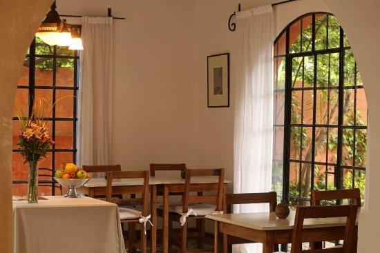 Finca Adalgisa Wine Hotel, Vineyard & Winery: Finca Adalgisa Wine Hotel Breakfast