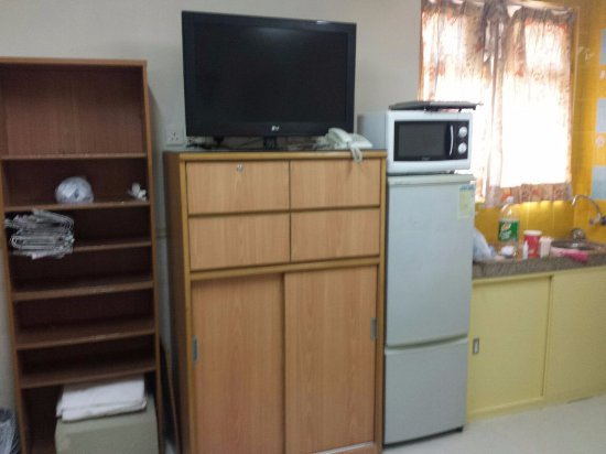 Rent-A-Room Hong Kong: Room we deposited for