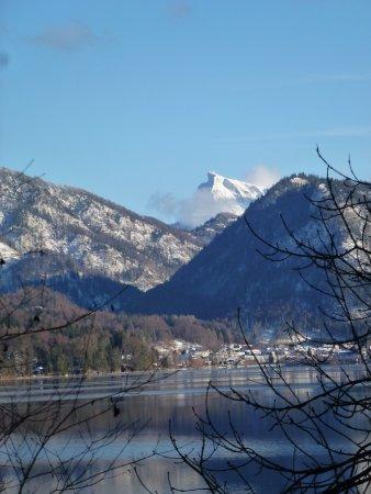 Hotel Stefanihof: Lake Fuschl