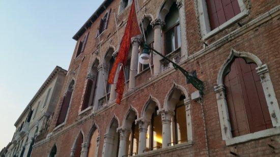 Hotel Al Sole: stile veneziano puro