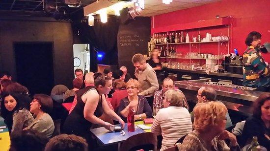 Cafe de La Poste Photo