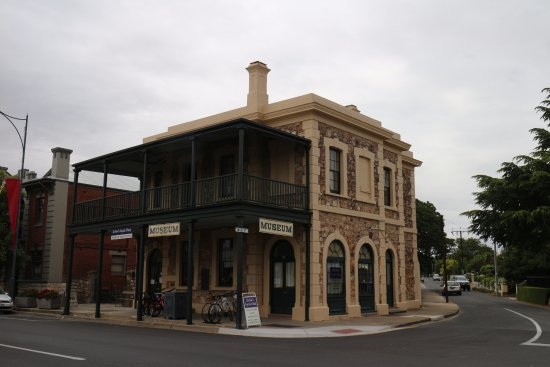 Tanunda, Australia: photo of the museum today