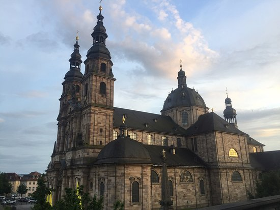 fulda cathedral bild von dom zu fulda fulda tripadvisor. Black Bedroom Furniture Sets. Home Design Ideas