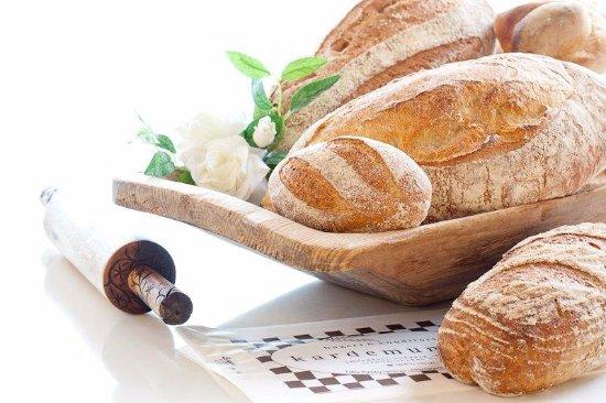 Danderyd, Schweden: Stenugnsbakat bröd