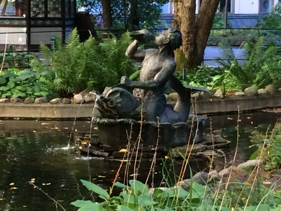 Secret garden   rydbergs restaurant, stockholm   picture of ...