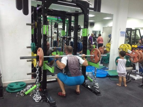 4f349107f59f5 Body Shape - Gym Thao Dien  If you love powerlifting