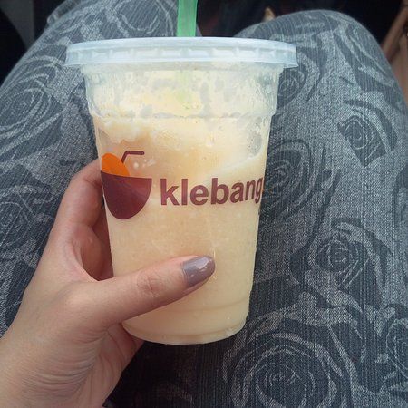 Klebang Kechil, Malaysia: Klebang special coconut shake