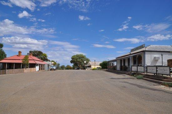 Mine Road, Blinman