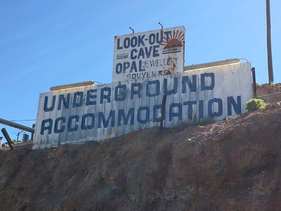 The Lookout Cave Underground Motel: photo9.jpg
