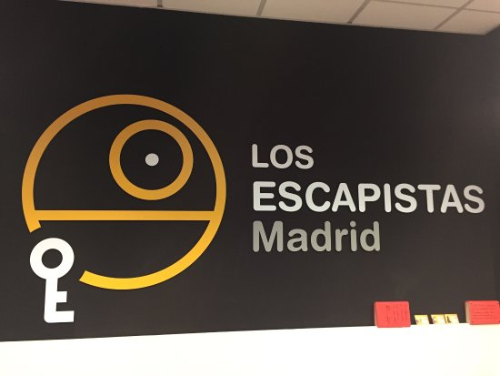 ‪Los Escapistas Madrid‬