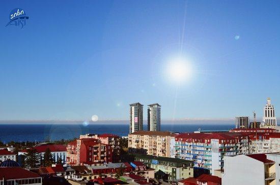 Window View - Picture of Hotel Aisi, Batumi - Tripadvisor