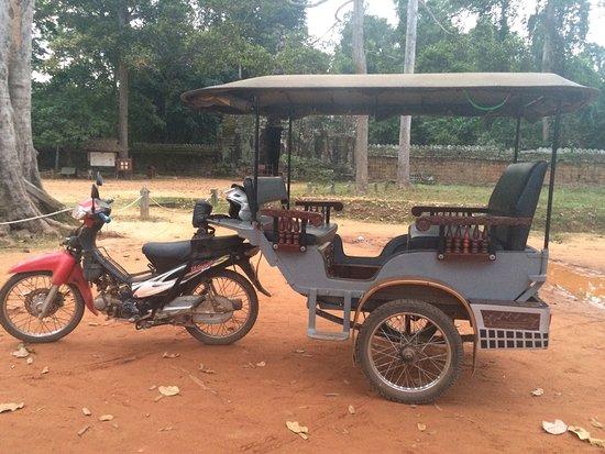 Tuktuk Taxi Meter