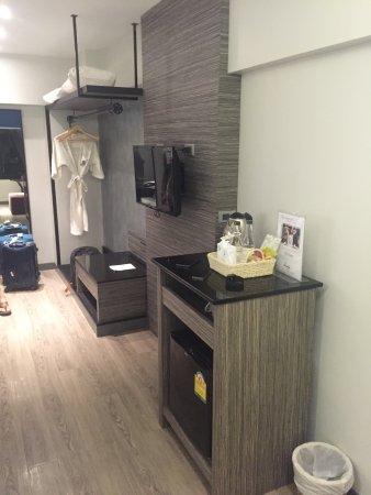 Nouvo City Hotel: Room Interiors
