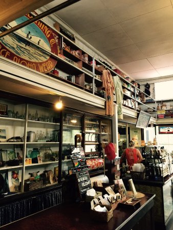 Keauhou Store: 店内の様子