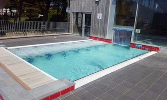 Neptilude Centre Aquatique Quiberon Frankrike Omd Men
