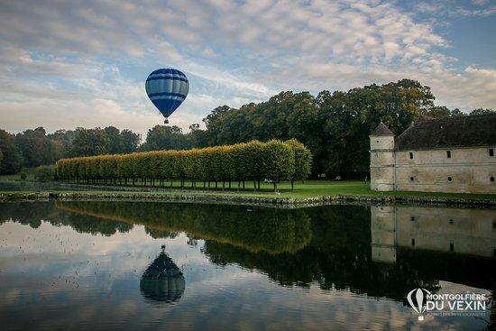montgolfiere du vexin