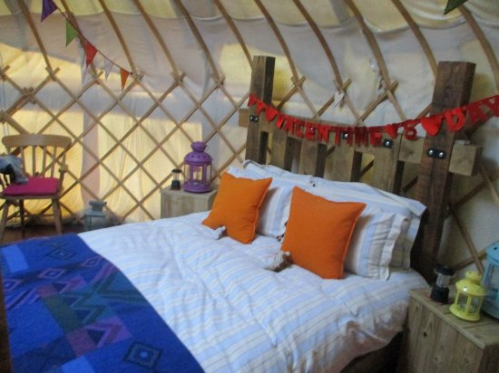 Dolanog, UK: Glamping in Style