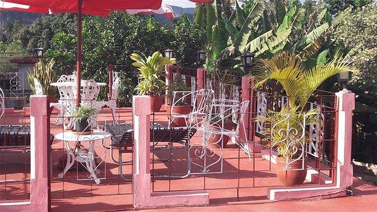 Terraza Arriba Del Techo Fotografía De Casa Yolanda Y Tomas