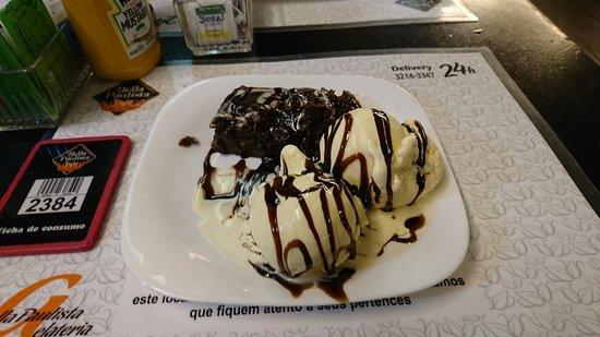 Bella Paulista: Brownie gateu