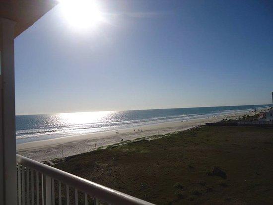 Holiday Inn Resort Daytona Beach Oceanfront: view from balcony