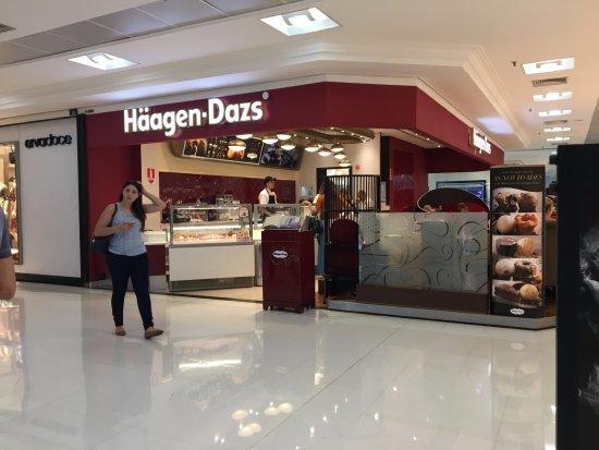 Shopping Patio Paulista: Sorveteria Haagen Dazs