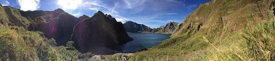Mount Pinatubo: Car was completely broken