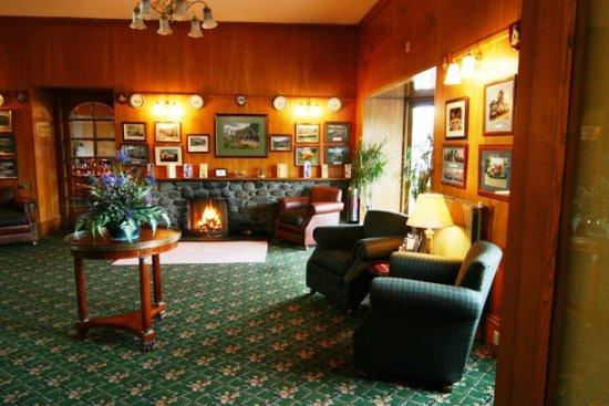 Nethybridge Hotel: Reception
