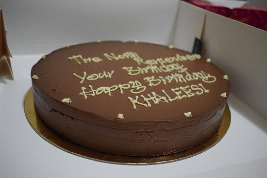 Birthday Cakes Dubai ~ Cake picture of paul restaurant dubai tripadvisor