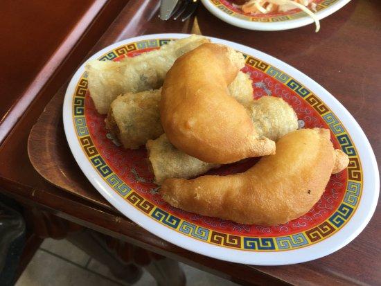 Cabries, Frankrike: China express