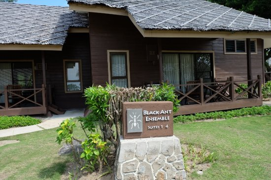 Tis what the chalet looks like from outside.. - Picture of Nirwana ...
