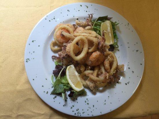 Appiano Gentile, Italia: Le nostre fritture, sempre leggere e croccanti