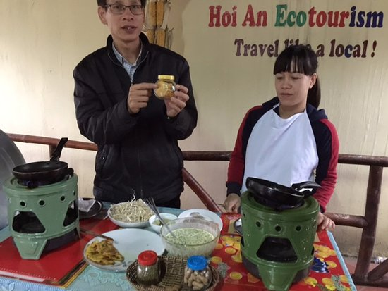 Cours De Cuisine Vietnamien Picture Of Hoi An Ecotourism Hoi An - Cours de cuisine nice