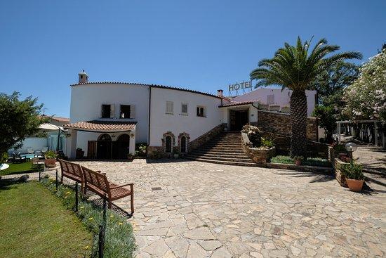 Hotel L'Aragosta: Ingresso