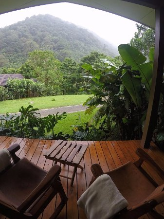 Bajos del Toro, Costa Rica: Add some hot chocolate and cookies, relax.