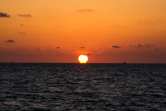 Boca Grande, FL: Sunsets are epic on this remote beach