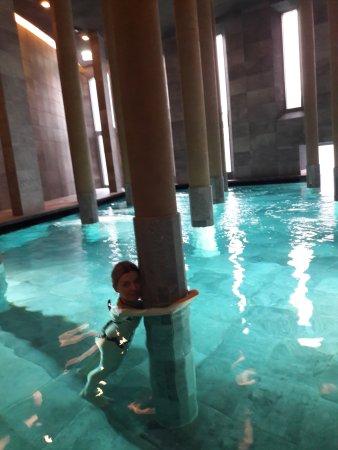 Laa an der Thaya, Østerrike: SILENT SPA в Therme Laa-Hotel