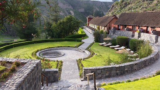Colca Lodge Spa & Hot Springs - Hotel: Tranquilidad total