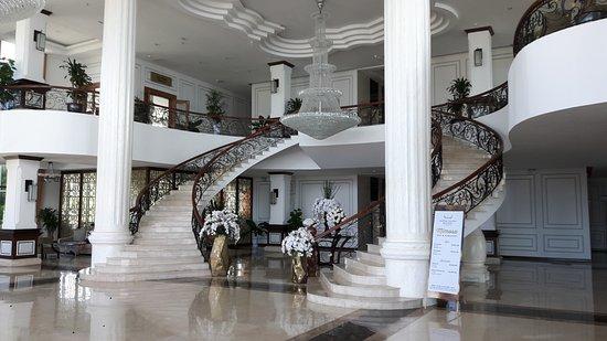 Quang Ngai, Vietnam: reception area