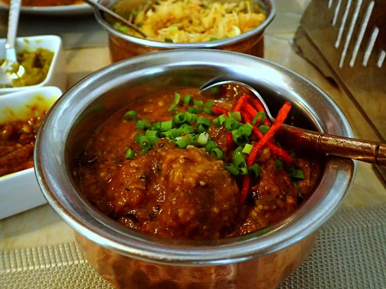 Zub Express Restaurant: tasty mutton curry