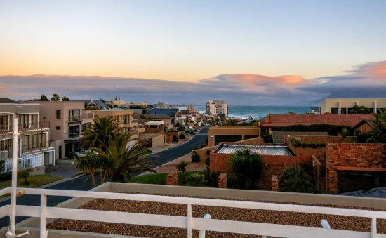 Bloubergstrand, South Africa: Rooftop