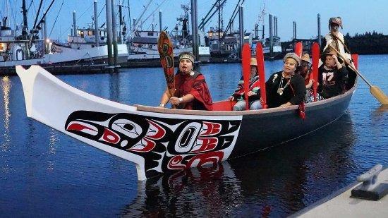 Alaska Canoe Experience